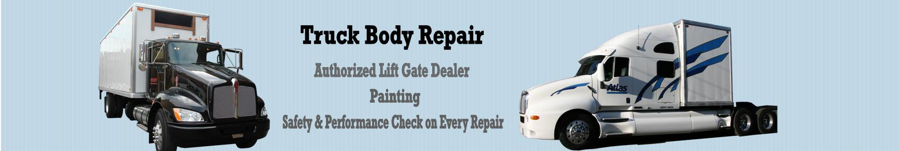 truck body repair in chicago il