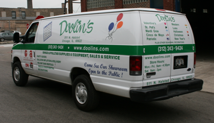 truck wrap, van wrap, car wrap