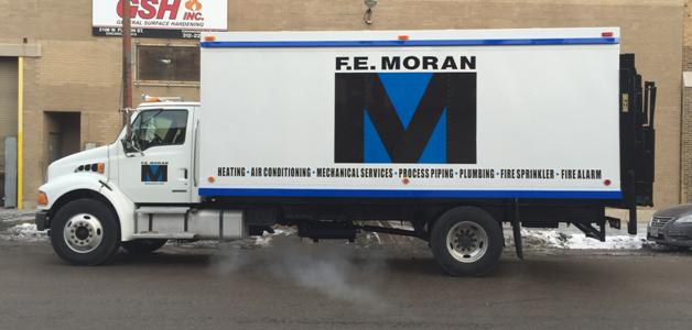 truck graphic wrap